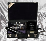 Beautiful little 5pc Ultrastat Violet Wand / Ray